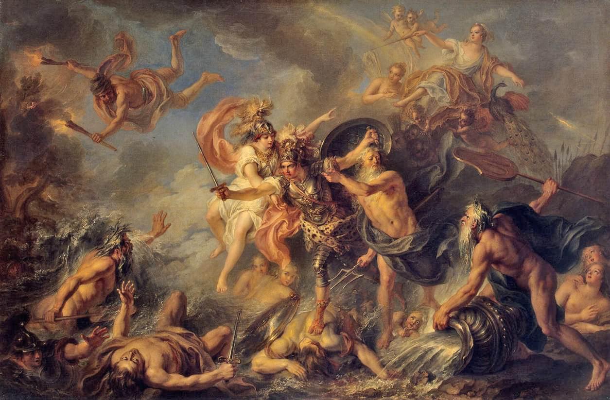 nối tức giận của Achilles