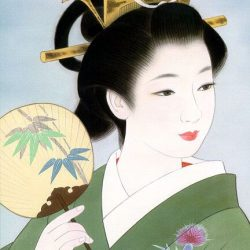 Người kỹ nữ xinh đẹp của thành Yedo