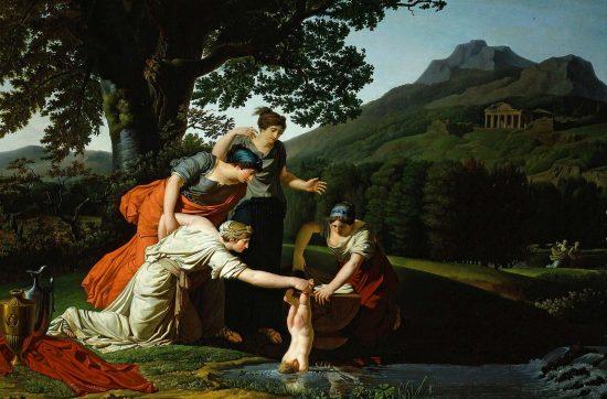 Thetis nhung nguoi Achilles