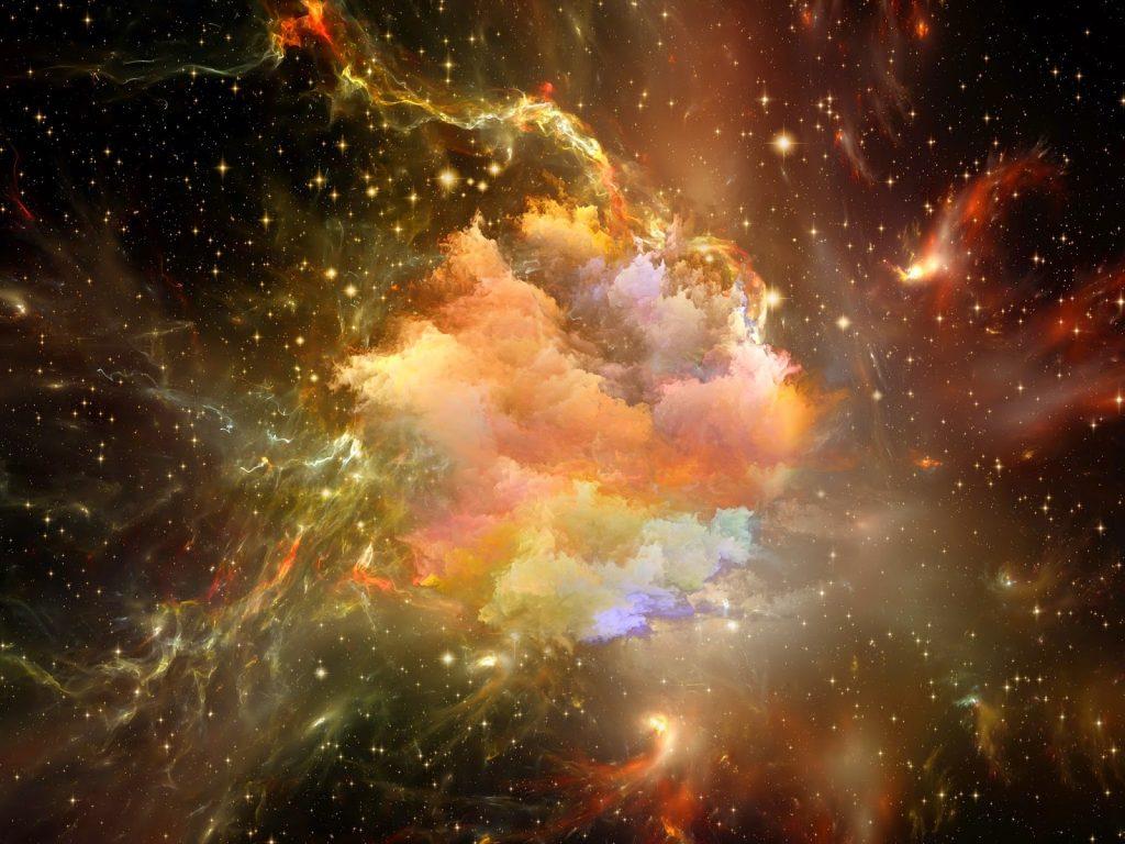 vẻ đẹp của vũ trụ