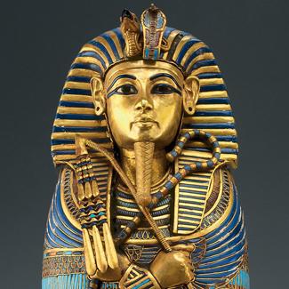 vua tutankhamun của Ai Cập cổ đại