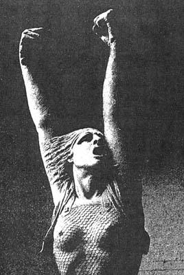 tượng France Aroused bởi Joe Davidson năm 1917