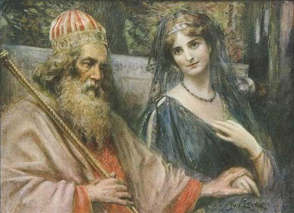 Menelaus va Helen