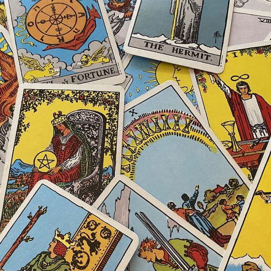 bài tarot