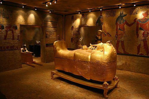 mộ vua Tut