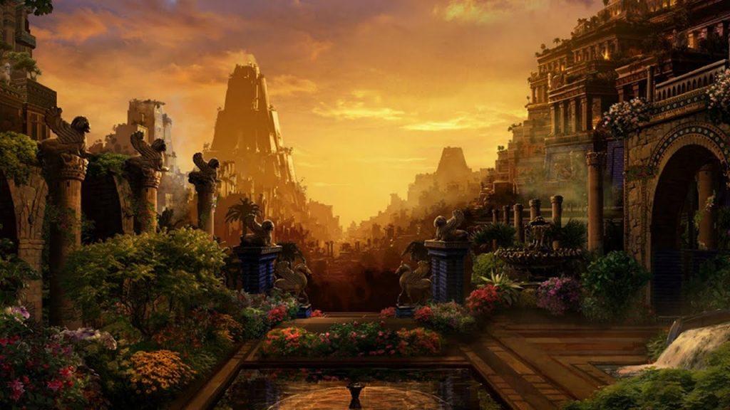 một Babylon giàu có trong lịch sử cổ đại