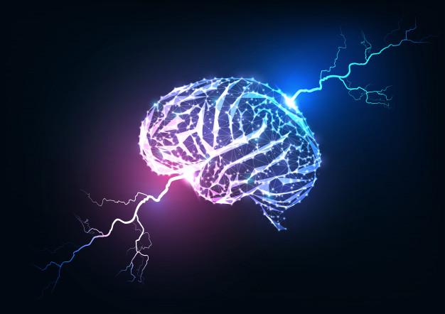 não bộ trong không gian
