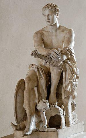 thần chiến Ares